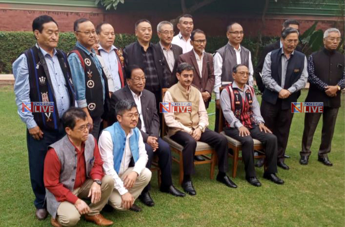 Assam, Manipur, Arunachal to be duly consulted before Naga pact, says Govt
